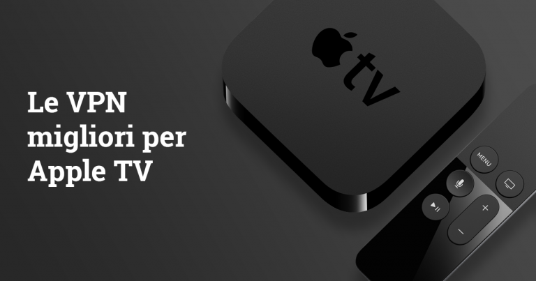 The best apple tv vpns
