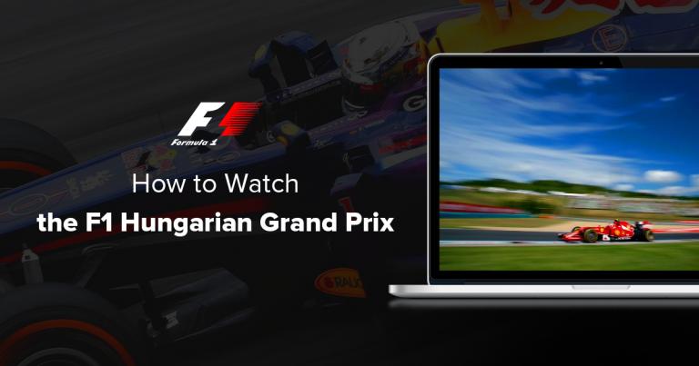 F1 Hungarian Grand Prix cover