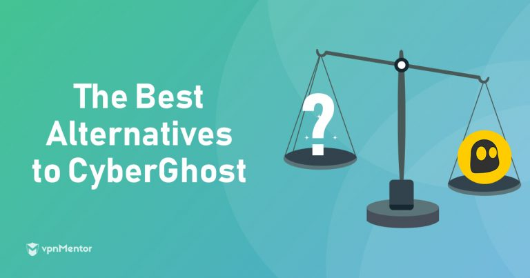CyberGhost alternatives