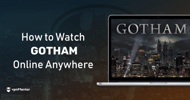 Watch Gotham Anywhere