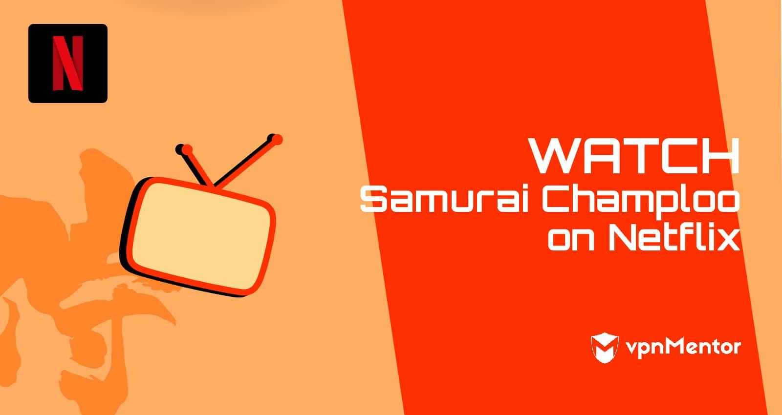 watch samurai champloo