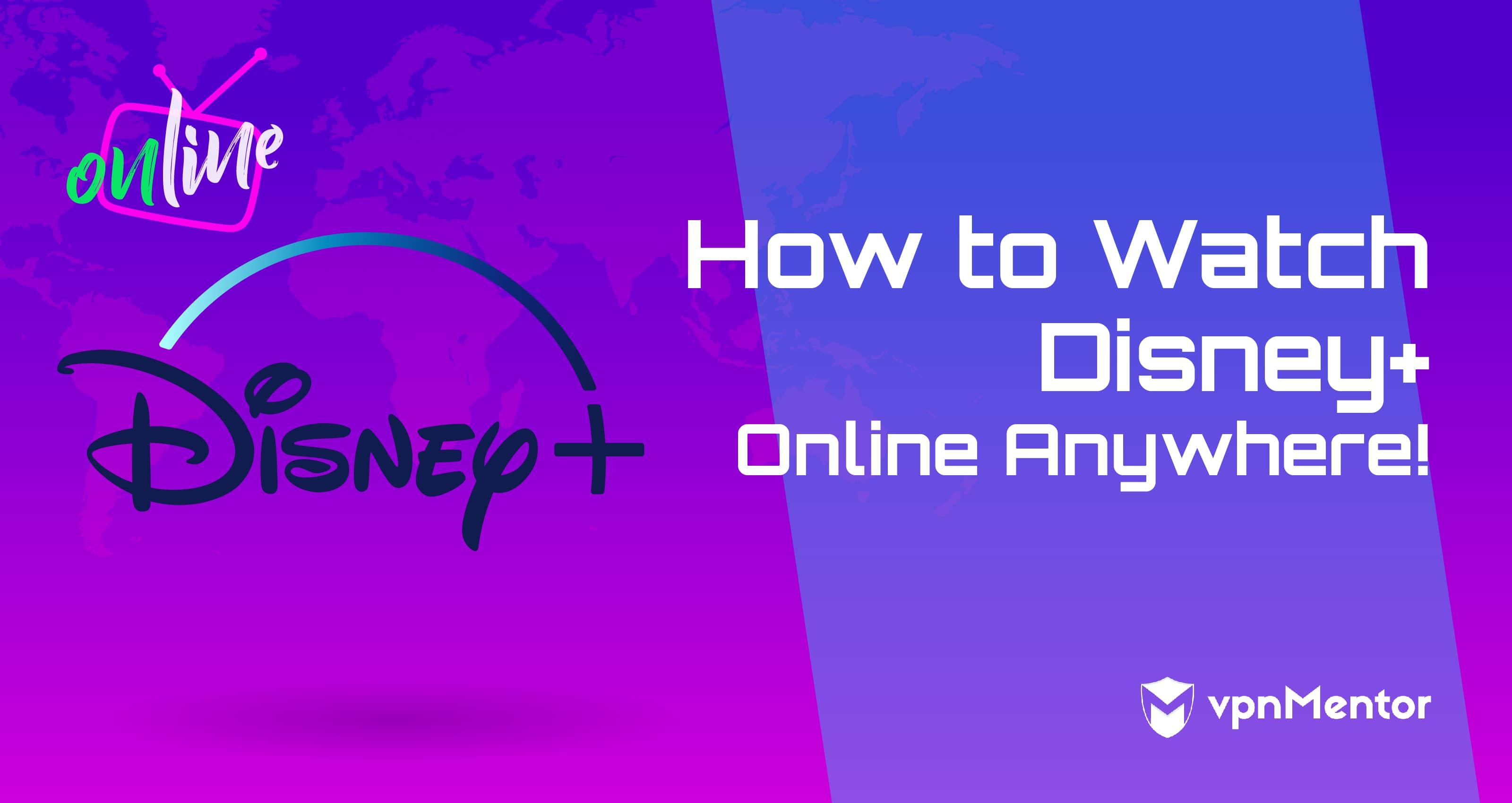 how to watch disney+